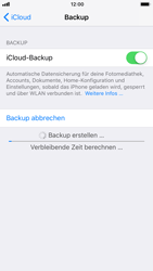 Apple iPhone 7 - Software - iCloud synchronisieren - 8 / 10