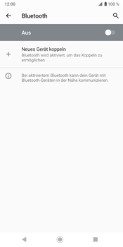 Sony Xperia XZ3 - Bluetooth - Geräte koppeln - Schritt 9