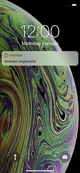 Apple iPhone XS - Internet - handmatig instellen - Stap 13