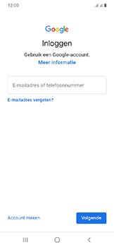 Samsung Galaxy A20e - E-mail - e-mail instellen (gmail) - Stap 9