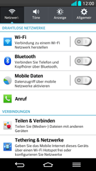 LG G2 - WLAN - Manuelle Konfiguration - Schritt 4