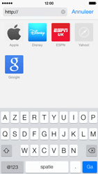 Apple iPhone 5c - Internet - internetten - Stap 11