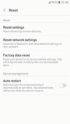 Samsung Galaxy A3 (2017) - Mobile phone - Resetting to factory settings - Step 6