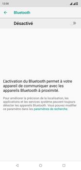Wiko View 2 Plus - Bluetooth - connexion Bluetooth - Étape 8