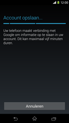 Sony Xperia M2 - apps - account instellen - stap 19