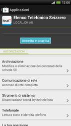 HTC One X - Applicazioni - Installazione delle applicazioni - Fase 9