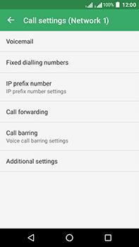 Acer Liquid Zest 4G Plus DualSim - Voicemail - Manual configuration - Step 7