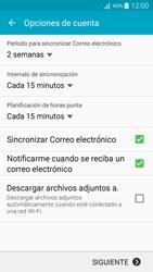 Samsung A500FU Galaxy A5 - E-mail - Configurar Yahoo! - Paso 7