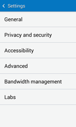 Samsung G357 Galaxy Ace 4 - Internet - Manual configuration - Step 21