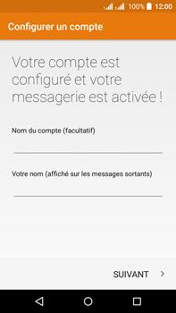 Acer Liquid Z630 - E-mail - Configuration manuelle - Étape 20