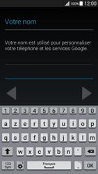 Samsung G530FZ Galaxy Grand Prime - Applications - Créer un compte - Étape 6