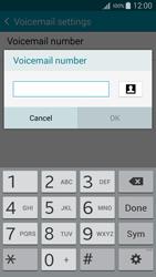 Samsung A500FU Galaxy A5 - Voicemail - Manual configuration - Step 9