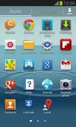Samsung I8190 Galaxy S III Mini - E-mail - Envoi d