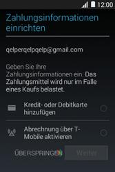 Samsung Galaxy Young 2 - Apps - Konto anlegen und einrichten - 22 / 25