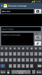 Samsung I9295 Galaxy S IV Active - MMS - envoi d'images - Étape 10