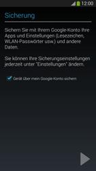 Samsung SM-G3815 Galaxy Express 2 - Apps - Einrichten des App Stores - Schritt 23