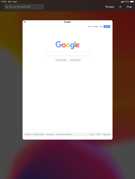 Apple ipad-10-2-7th-gen - Internet e roaming dati - Uso di Internet - Fase 15