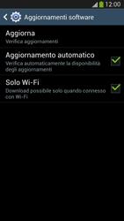 Samsung Galaxy S 4 LTE - Software - Installazione degli aggiornamenti software - Fase 7
