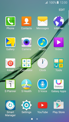 Samsung Galaxy S6 Edge - Internet and data roaming - Using the Internet - Step 3