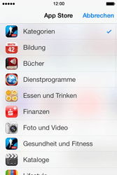 Apple iPhone 4 S - Apps - Herunterladen - 1 / 1