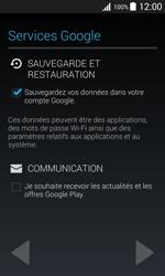 Samsung G388F Galaxy Xcover 3 - Applications - Créer un compte - Étape 13
