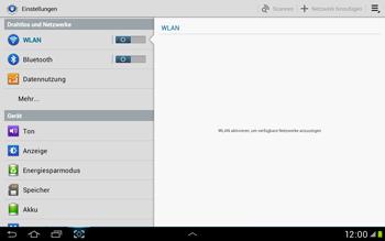 Samsung Galaxy Tab 2 10.1 - Bluetooth - Verbinden von Geräten - Schritt 4