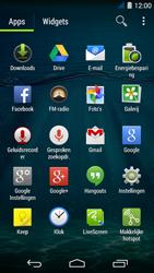 Acer Liquid Jade S - Voicemail - Handmatig instellen - Stap 3