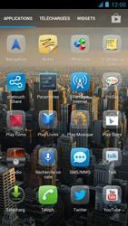 Alcatel One Touch Idol - Réseau - Sélection manuelle du réseau - Étape 3