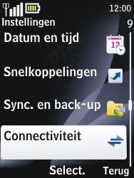 Nokia 2700 classic - bluetooth - headset, carkit verbinding - stap 4