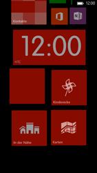 HTC Windows Phone 8X - Startanleitung - Personalisieren der Startseite - Schritt 10