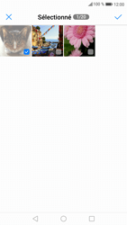 Huawei P9 Lite - Android Nougat - E-mail - Envoi d