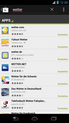 Motorola RAZR i - Apps - Herunterladen - 12 / 22