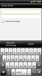 HTC Z710e Sensation - E-Mail - Konto einrichten - Schritt 6