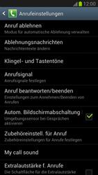 Samsung N7100 Galaxy Note 2 - Anrufe - Anrufe blockieren - Schritt 5