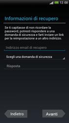 HTC One S - Applicazioni - Configurazione del negozio applicazioni - Fase 10