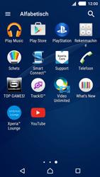 Sony E2303 Xperia M4 Aqua - apps - account instellen - stap 3
