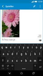HTC Desire 610 - MMS - hoe te versturen - Stap 17