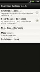 HTC One S - Réseau - Sélection manuelle du réseau - Étape 6