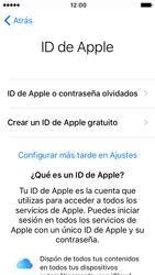 Apple iPhone SE iOS 10 - Primeros pasos - Activar el equipo - Paso 16
