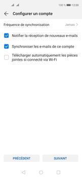 Huawei Nova 5T - E-mails - Ajouter ou modifier votre compte Yahoo - Étape 8