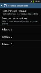 Samsung SM-G3815 Galaxy Express 2 - Réseau - Sélection manuelle du réseau - Étape 8