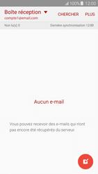 Samsung J500F Galaxy J5 - E-mail - envoyer un e-mail - Étape 3