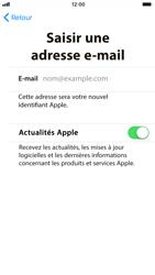 Apple iPhone 8 - Premiers pas - Créer un compte - Étape 23