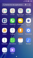 Samsung A510F Galaxy A5 (2016) - Android Nougat - Messagerie vocale - Configuration manuelle - Étape 3