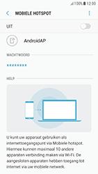 Samsung Galaxy A5 (2017) - Android Nougat - WiFi - Mobiele hotspot instellen - Stap 11