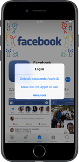 Apple iPhone 6 - iOS 12 - Applicaties - Account instellen - Stap 6
