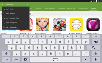 Samsung T535 Galaxy Tab 4 10.1 - Apps - Installieren von Apps - Schritt 15