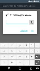 Sony Xperia XZ Premium - Messagerie vocale - configuration manuelle - Étape 9