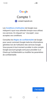 Samsung Galaxy S10 Plus - E-mail - 032a. Email wizard - Gmail - Étape 11