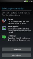 HTC One - Apps - Einrichten des App Stores - Schritt 11